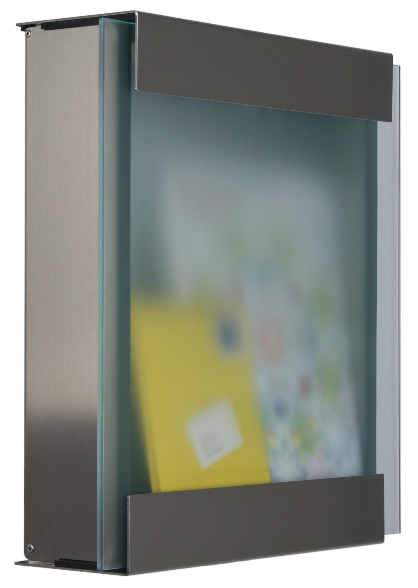 Postlådor och tidningsfack med snygg design