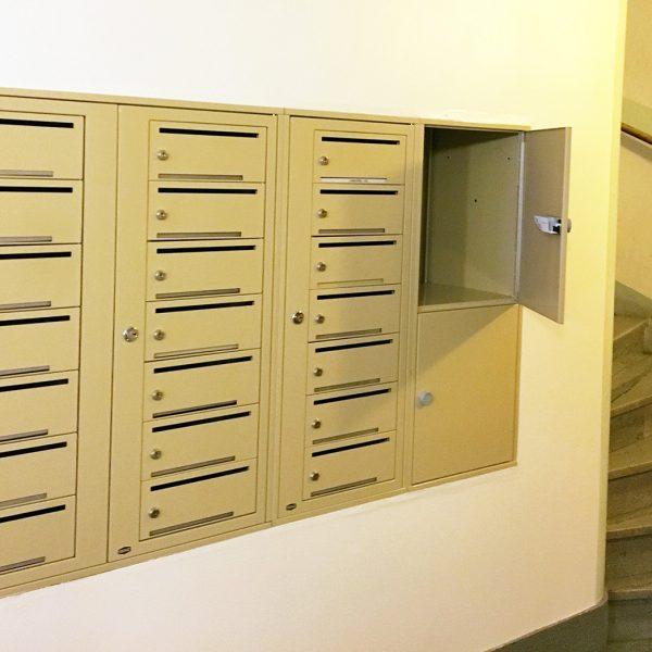 Fastighetsbox godkänd av Postnord